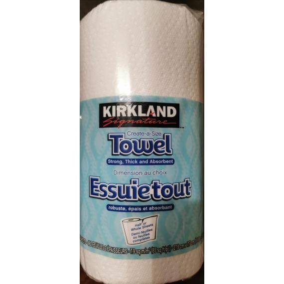 Kirkland Signature Premium Big Roll Towel 1 x 160 sheets