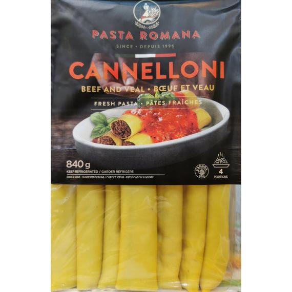 Pasta Romana Cannelloni, 840 gr