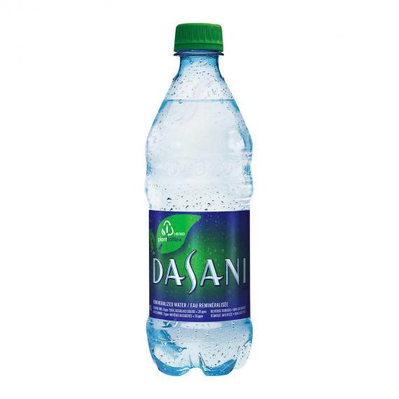Dasani Water 24 × 591 mL