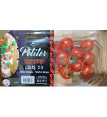 Goldensun Tomates sure la Vigne, 1.36 kg (3lb)
