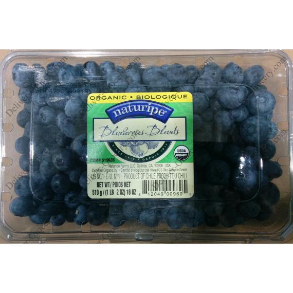 Blueberries, 510 g