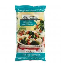 Arctic garden vegetables California style, 1.75 kg