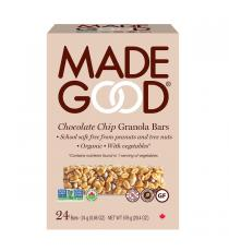 Made Good Organic Granola Bars 24 × 24 g