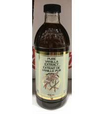 Pure Vanilla Extract, 473 ml
