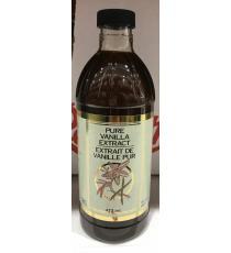 Pure Vanilla Extract, 473 ml