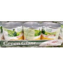 Géant Vert - Maïs à grains entiers Niblets, 9*341 ml