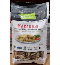 GoGo Quinoa Organic Red and White Quinoa Macaroni, 1 kg