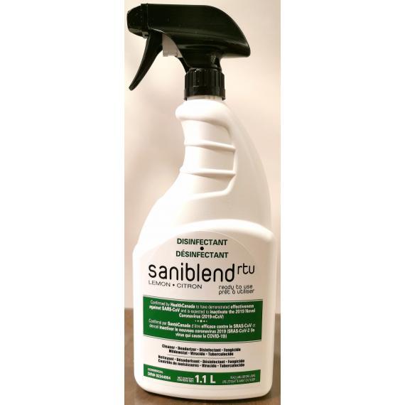Saniblend Disinfectant, 1.1 L