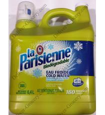La Parisienne Cold Water Laundry Detergent, 6.4 L