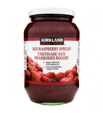 Kirkland Signature Raspberry Spread 1L