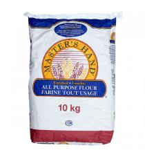 Master's Hand All Purpose Flour, 10 kg
