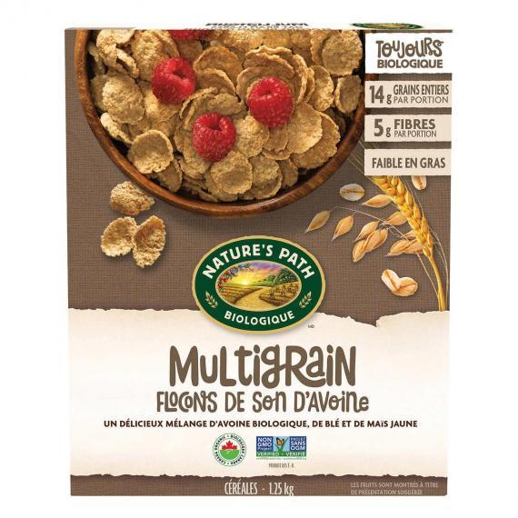 Natures Path Organic MultiGrain Cereal 1.25 kg