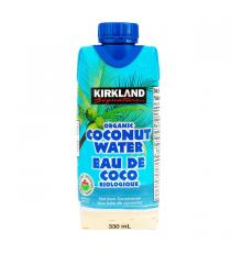 Kirkland Signature Coconut Water Organic 12 x 330 ml