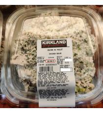 Kirkland Signature Salade au Poulet - 1 kg (+/- 50 g)
