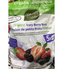 Natures Touch Bio de Fruits variés, de 1,5 kg