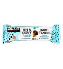 Kirkland Signature - Barres tendres granola 64 × 24 g