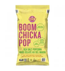 Angie's - Sac de maïs éclaté Boom Chicka Pop au sel marin de 340 g