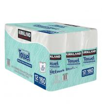 Kirkland Signature Premium Big Roll Towel 12 x 160 sheets