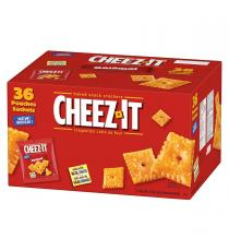 Cheez-It Original Baked Snack Crackers, 36-count
