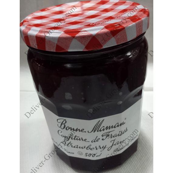 Bonne Maman Strawberry Jam 500 ml