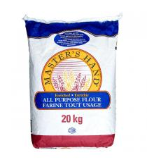 Master's Hand Enriched All Purpose Flour 20 kg