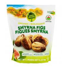 Happy Village - Sac de figues Smyrna biologiques 1.13 kg