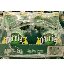 Perrier Carbonated Natural Water 24*330 ml
