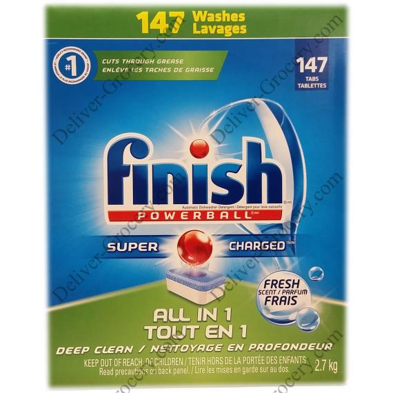 Finish Dishwasher Liquid 2.7 kg