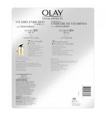 Hydratant anti-âge SPF 15 Olay Total Effects 50 ml, 2 unités