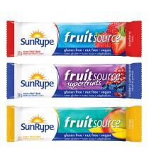 SunRype Fruit Source Bars 30 × 37 g