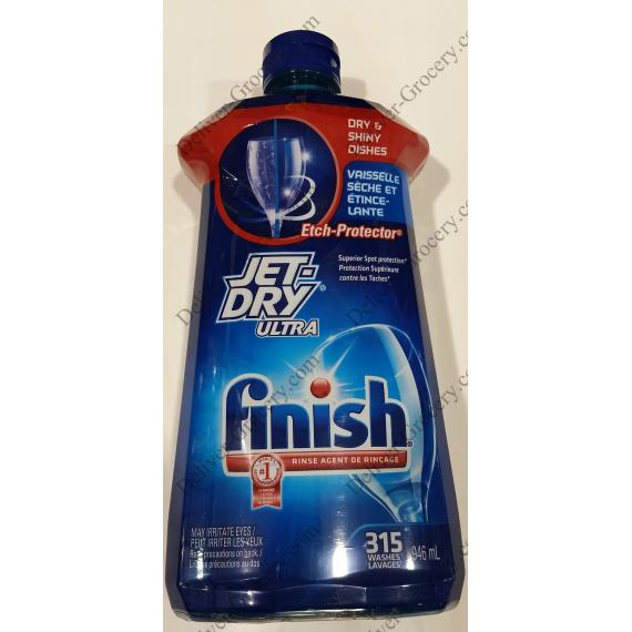 Finish Jet Dry Rinse Agent 946 ml