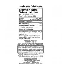 Kirkland Signature 100% Pure Liquid Honey 3 × 750 g