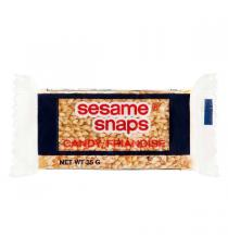 Sesame Snaps Candy, 36 x 35 g