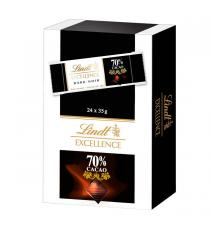 Lindt Excellence Chocolate 70%, , 24 x 35 g