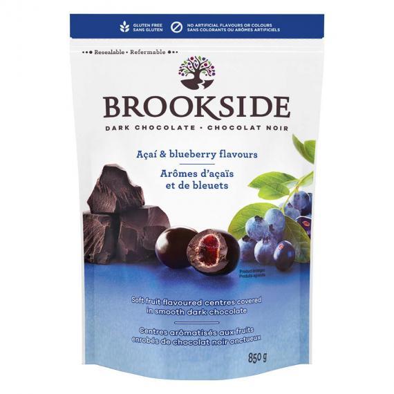 Brookside Chocolat noir, 850 g