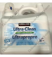 Kirklnad Ultra Clean Laundry Detergent, 5.99 L