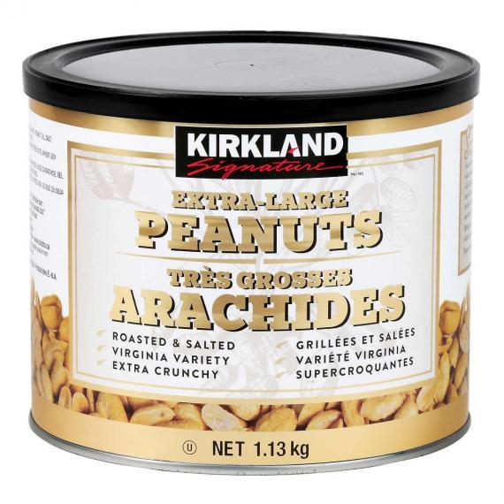 Kirkland Signature Extra-Large, Arachides, de 1,13 kg