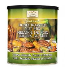 SAVANNA Gourmet Honey Roasted Nut Mix, 850 g