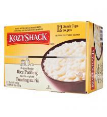 Kozy Shack - Pouding au riz recette originale 12 × 113 g