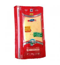 Emmi Sliced Swiss Cheese, 450
