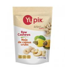 YUPIK Raw Cashews, 1 kg