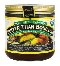 Better Than Bouillon - Pot de base aux légumes assaisonnés de 454 g