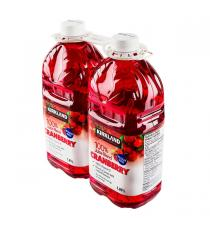 Kirkland Signature Cranberry Juice 2 x 1.89 L