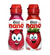 IOGO Nano Yogourt à Boire, 24 x 93 ml