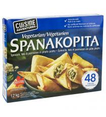 Cuisine Adventures Frozen Spanakopita Pack of 48