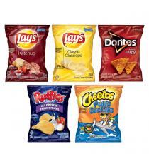 Frito Lay - Emballage de produits assortis 50 × 28 g