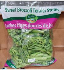 Tendres Tiges Douce De Brocoli, Produit Du Guatemala, 680 g / 1.5 lb