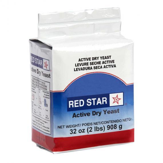 Étoile rouge de Levure Sèche Active 908 g