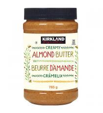 Kirkland Signature Creamy Almond Butter 765 g