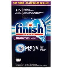 Finish Quantum Max Dishwasher Detergent 1.7 kg